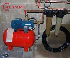 Как подключить гидрофор к скважине 158